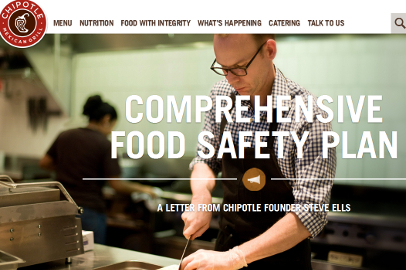 Chipotle founder and co-CEO Steve Ells