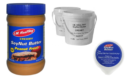 recalled I.M. Healthy SoyNut Butter